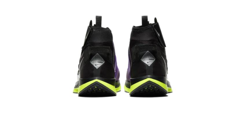 Nike Zoom Pegasus Turbo Shield, talón