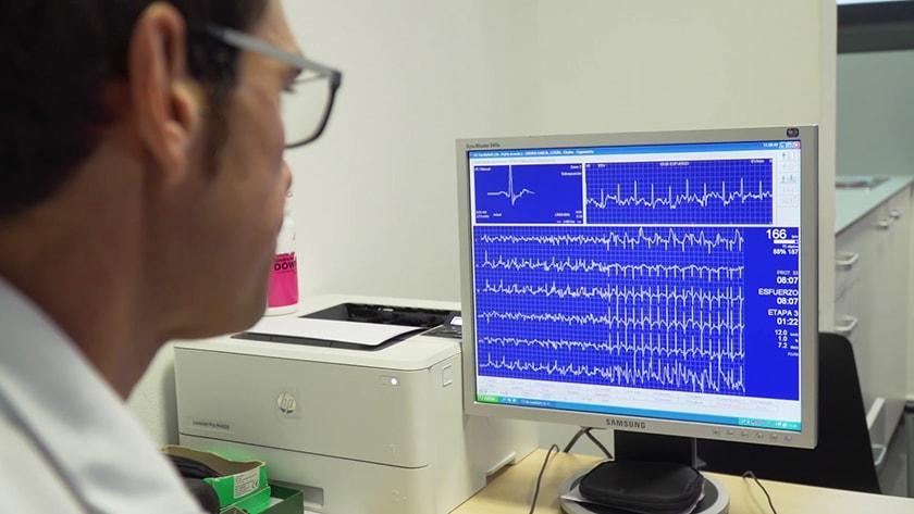 Reconocimiento médico deportivo: Frecuencia cardiaca vs ritmo de carrera - foto 5