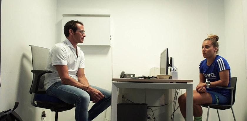 Reconocimiento médico deportivo en IMQ, entrevista con Pablo Aranda - foto 3