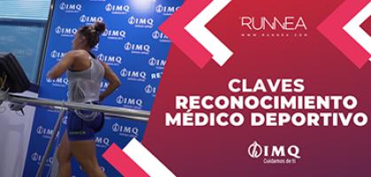 Reconocimiento médico deportivo, mucho más allá de la prueba de esfuerzo para valorar el rendimiento del runner