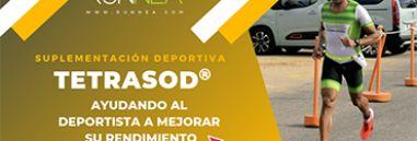 ¡Deportista, únete a la Comunidad TetraSOD®, y mejora tu rendimiento¡