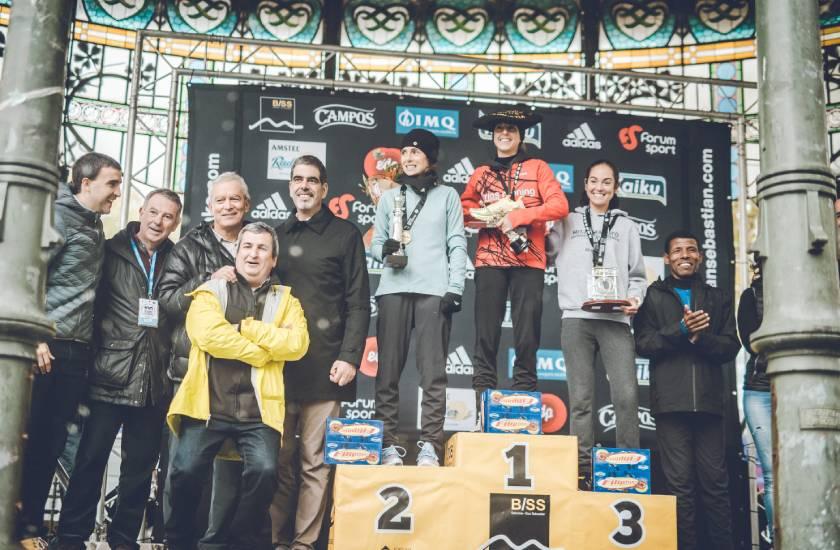 Así vivimos la Behobia San Sebastián 2019 con Adidas Running, entrega premios