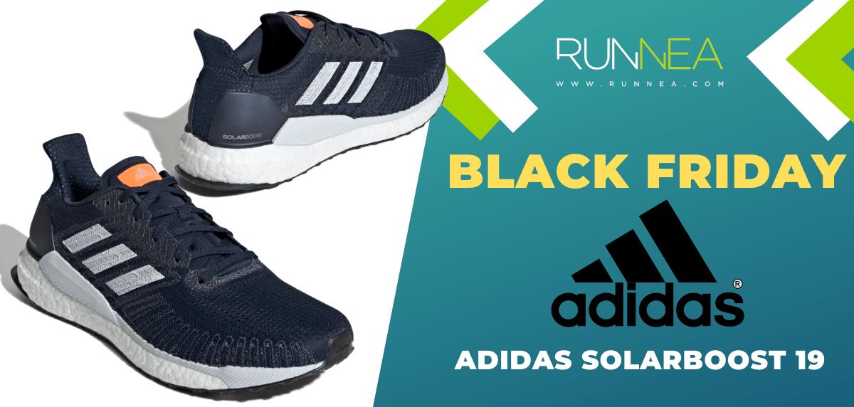 Redada Extensamente vía  Te descubrimos el Black Friday adidas 2019 con sus mejores ofertas en  zapatillas de running