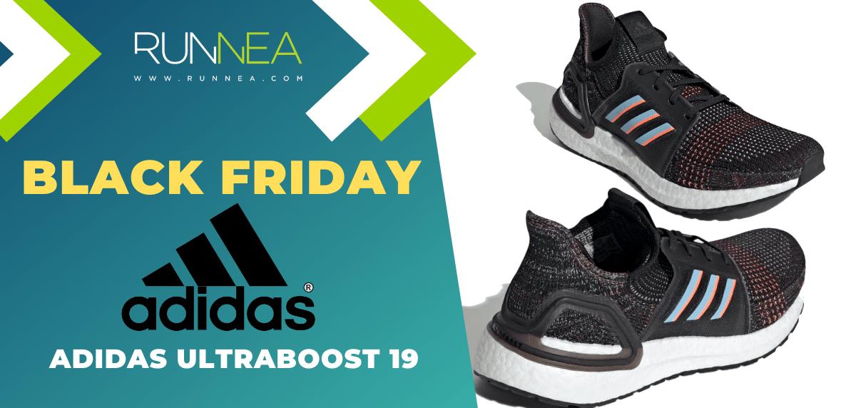 Maestro Pepino buffet  Te descubrimos el Black Friday adidas 2019 con sus mejores ofertas en  zapatillas de running