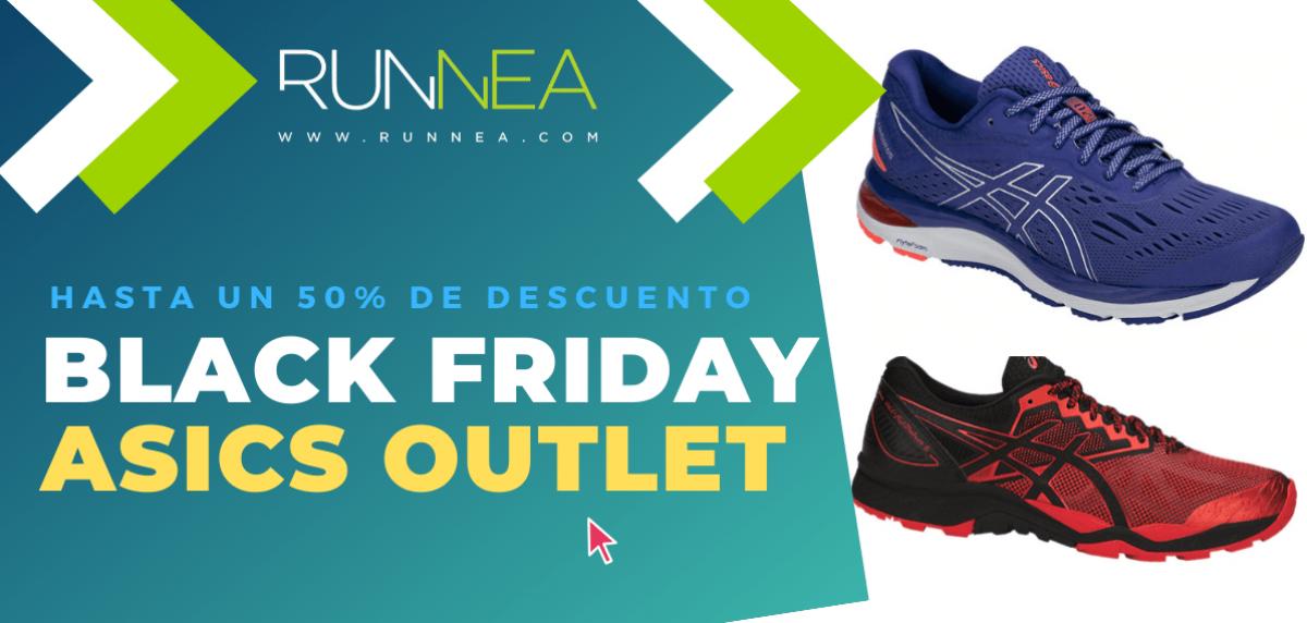 Primeras ofertas del Black Friday en ASICS Outlet ¡no te las