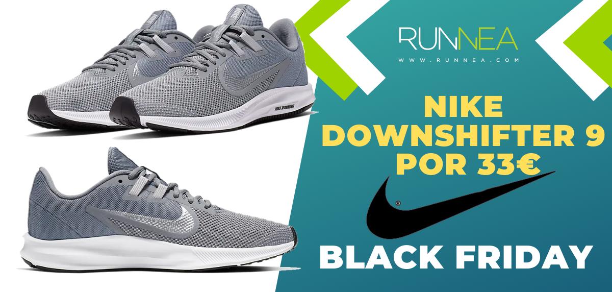 Elaborar alquiler Oferta de trabajo  Black Friday Nike 2019, código descuento 30% extra