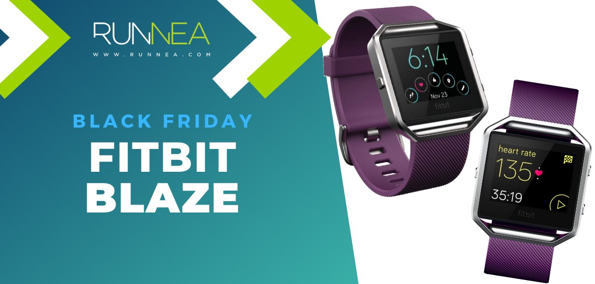 Las mejores ofertas del Black Friday en relojes deportivos GPS - Fitbit Blaze