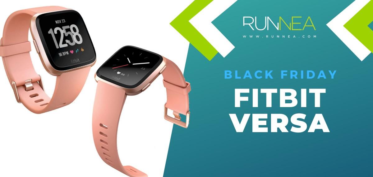 Black Friday relojes deportivos con GPS: Las mejores ofertas para mejorar tu rendimiento - Fitbit Versa