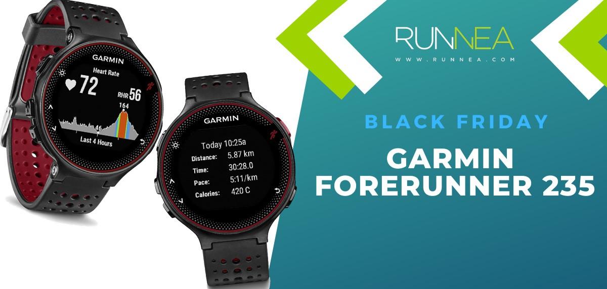 Las mejores ofertas del Black Friday en relojes deportivos GPS - Garmin Forerunner 235