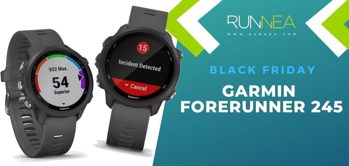 Las mejores ofertas del Black Friday en relojes deportivos GPS - Garmin Forerunner 245
