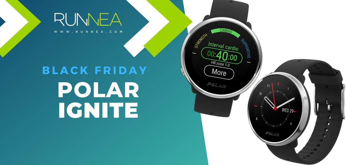 Las mejores ofertas del Black Friday en relojes deportivos GPS - Polar Ignite
