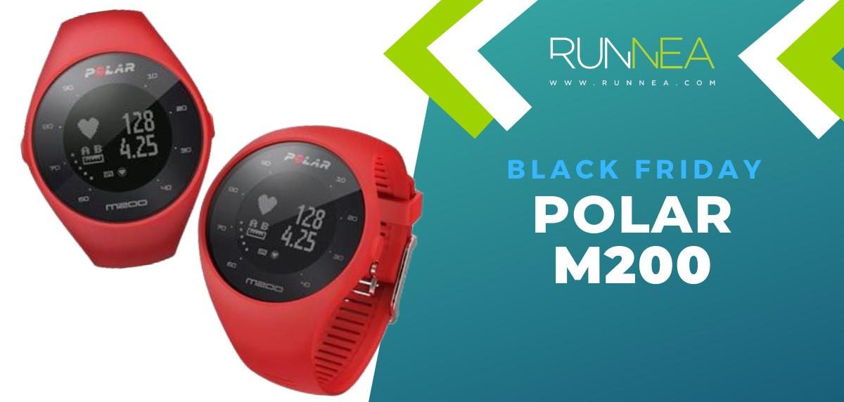 Las mejores ofertas del Black Friday en relojes deportivos GPS - Polar M200