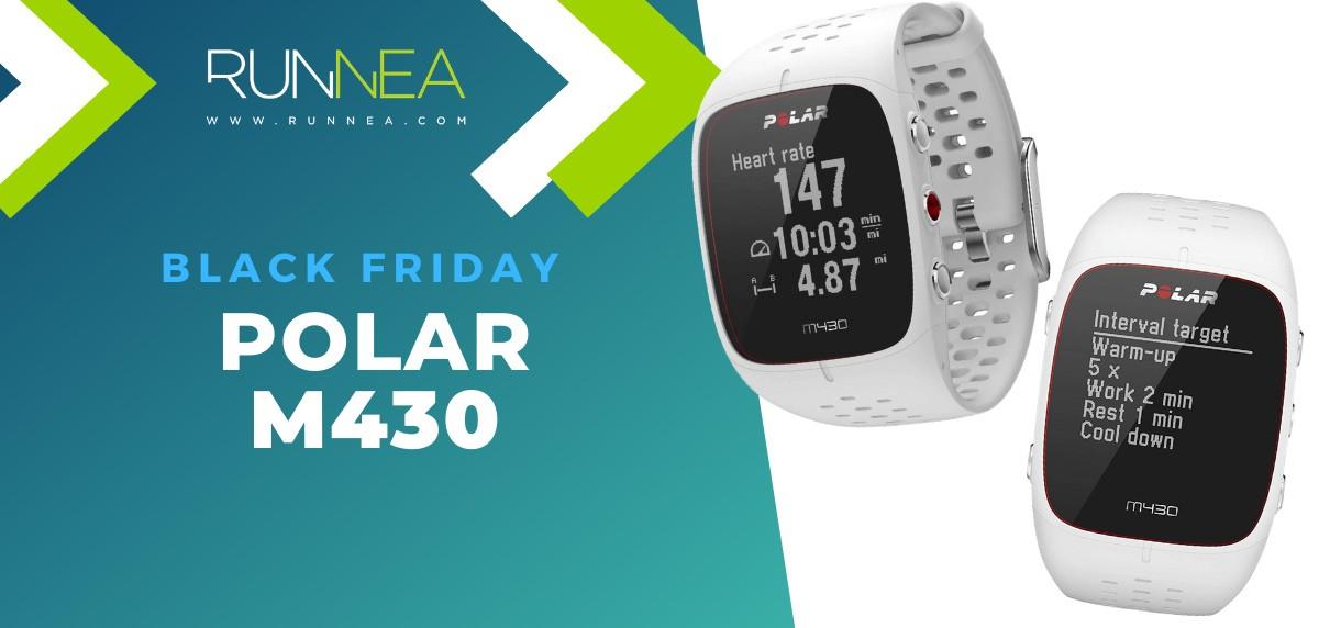 Las mejores ofertas del Black Friday en relojes deportivos GPS - Polar M430