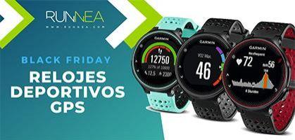 Black Friday relojes deportivos con GPS: Las mejores ofertas para mejorar tu rendimiento