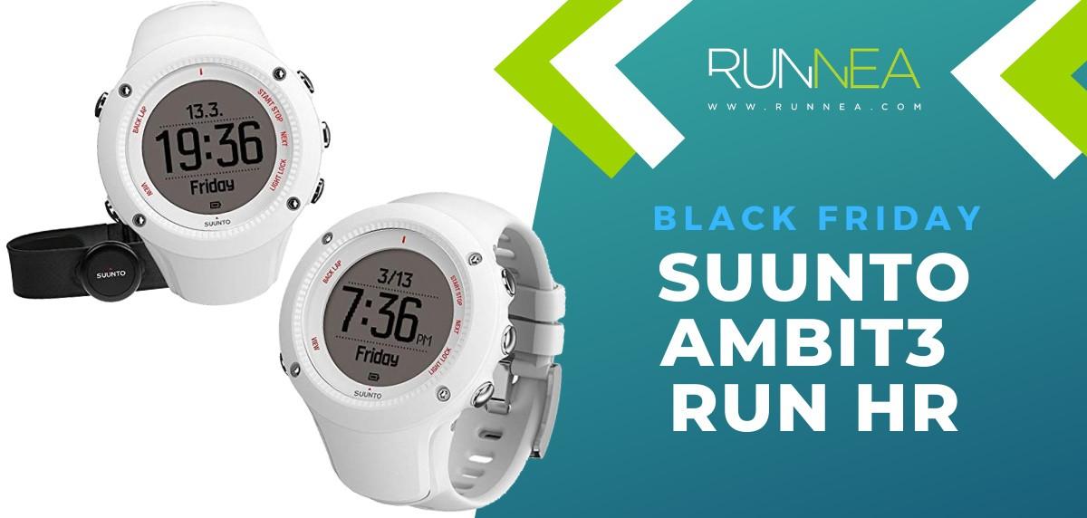 Las mejores ofertas del Black Friday en relojes deportivos GPS - Suunto Ambit3 Run HR