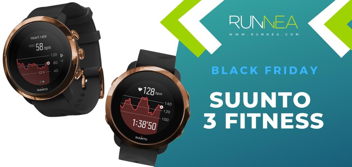 Las mejores ofertas del Black Friday en relojes deportivos GPS - Suunto 3 Fitness
