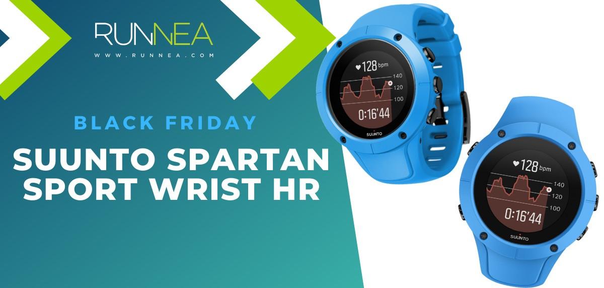 Las mejores ofertas del Black Friday en relojes deportivos GPS - Suunto Spartan Sport Wrist HR