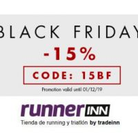Black Friday en RUNNERINN
