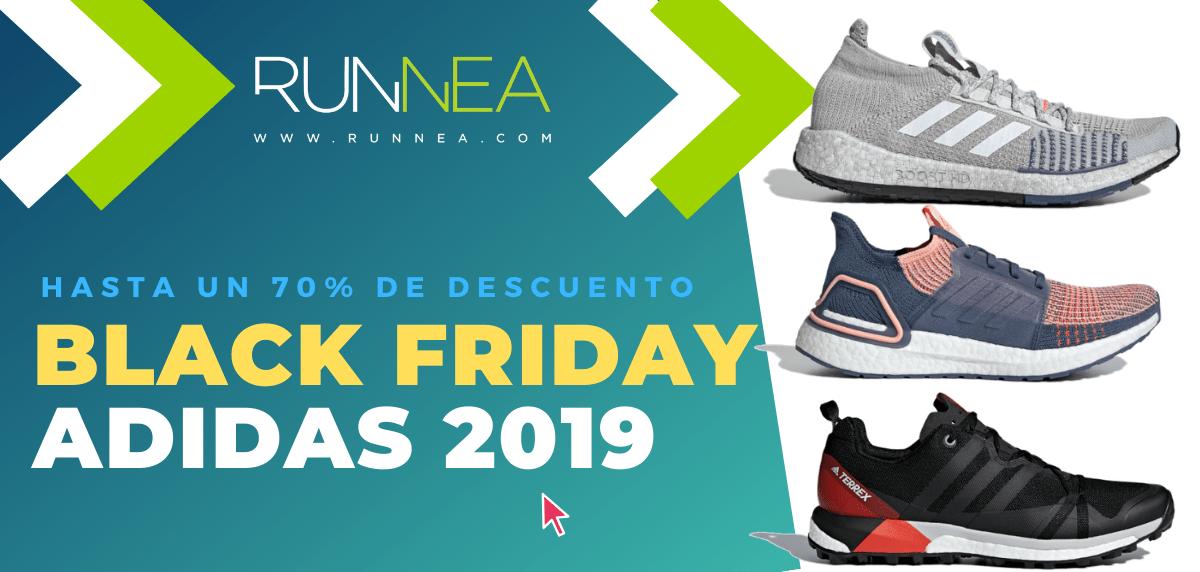 Ofertas Black Friday running Adidas 2019: hasta 70% de descuento