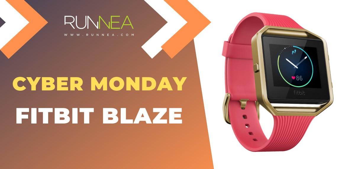 Ofertas más destacadas del Cyber Monday en Smartwatches - Fitbit Blaze