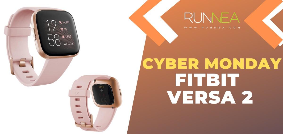Ofertas más destacadas del Cyber Monday en Smartwatches - Fitbit Versa 2