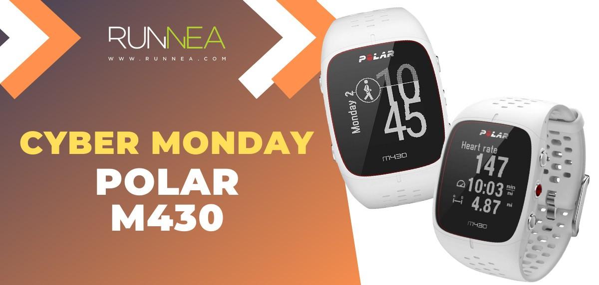 Ofertas más destacadas del Cyber Monday en relojes deportivos y pulsómetros - Polar M430