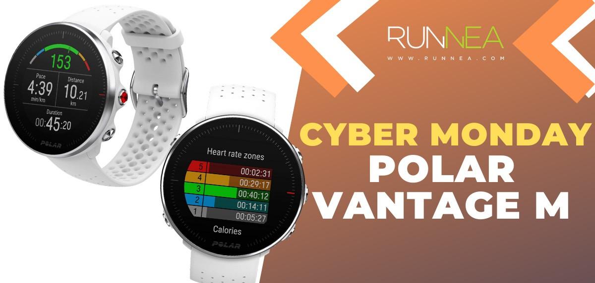 Ofertas más destacadas del Cyber Monday en relojes deportivos y pulsómetros - Polar Vantage M