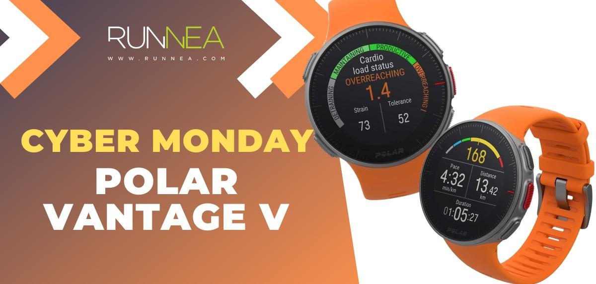 Ofertas más destacadas del Cyber Monday en relojes deportivos y pulsómetros - Polar Vantage V