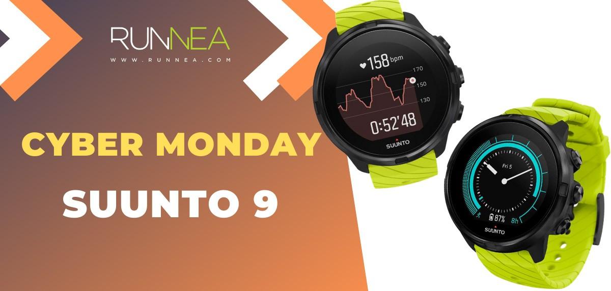Ofertas más destacadas del Cyber Monday en relojes deportivos y pulsómetros - Suunto 9