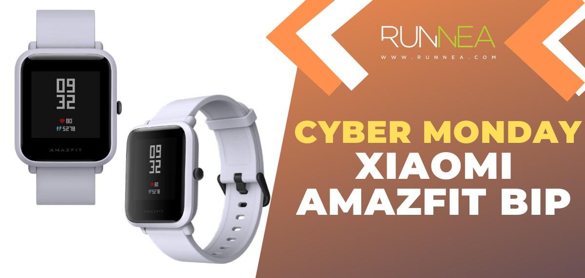 Ofertas más destacadas del Cyber Monday en Smartwatches - Xiaomi AmazFit Bip