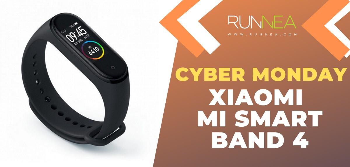 Ofertas más destacadas del Cyber Monday en pulseras de actividad - Xiaomi Mi Smart Band 4