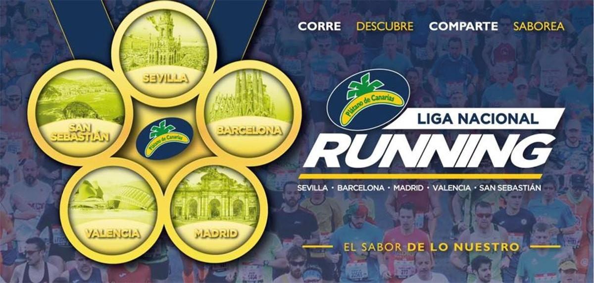 LNR Plátano de Canarias 2020, correr en las medias maratones más importantes de España - foto 1