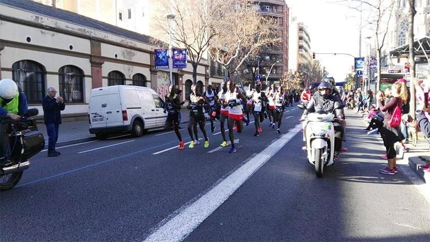 Así se vivió el Zurich Maratón Barcelona 2019 - foto 3