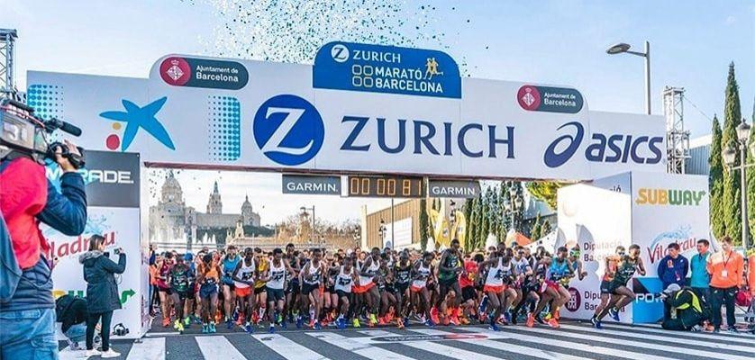 Virtual 42/7 Zurich Marató Barcelona 2020