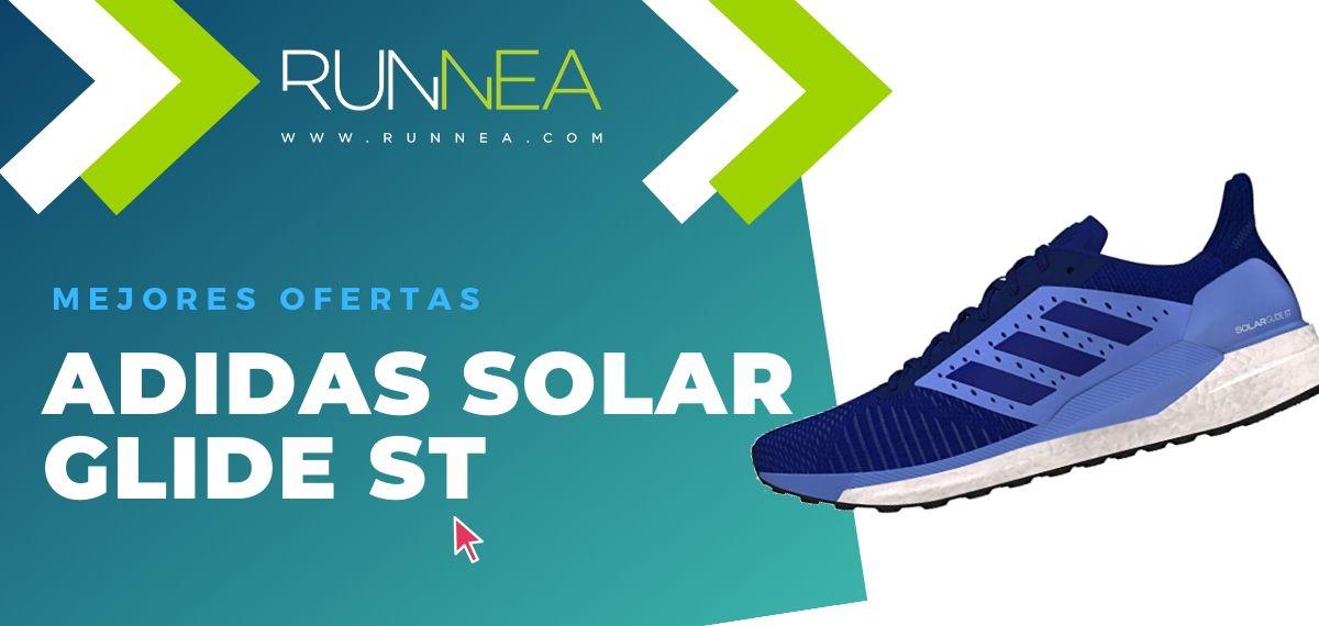 Black Friday Zapatillas Running 2019, Adidas Solar Glide ST