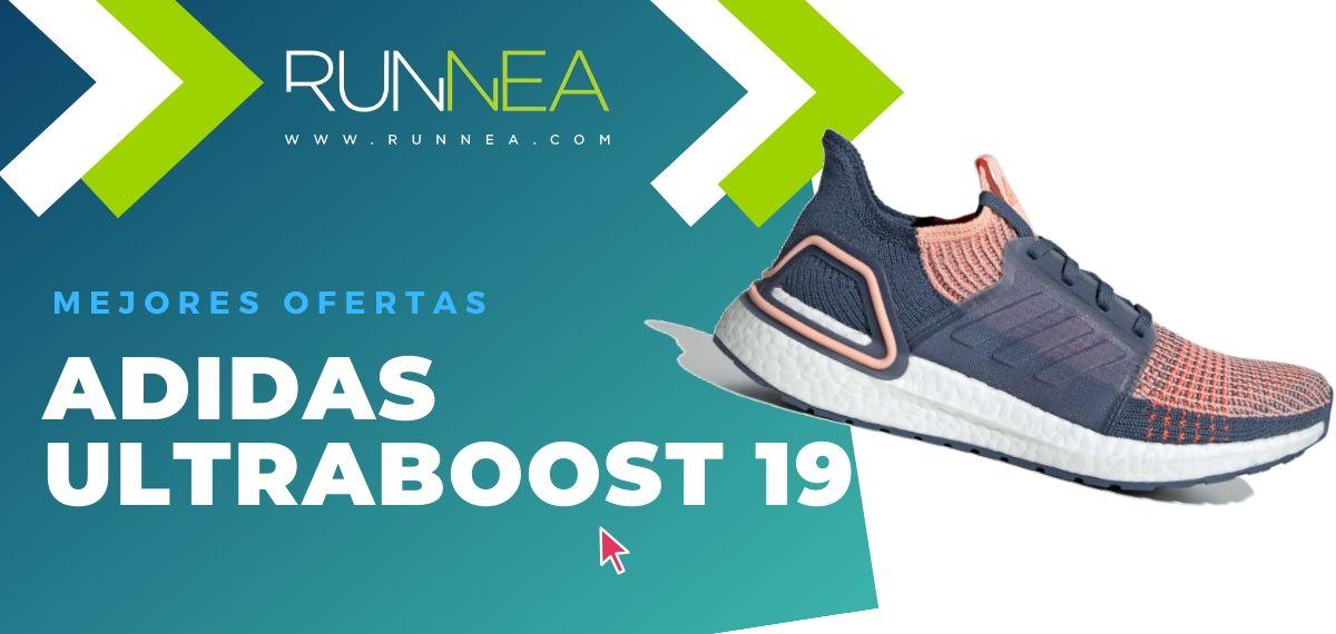 Black Friday Zapatillas Running 2019, Adidas Ultraboost 19