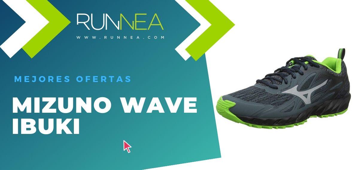 Black Friday Zapatillas Running 2019, Mizuno Wave Ibuki