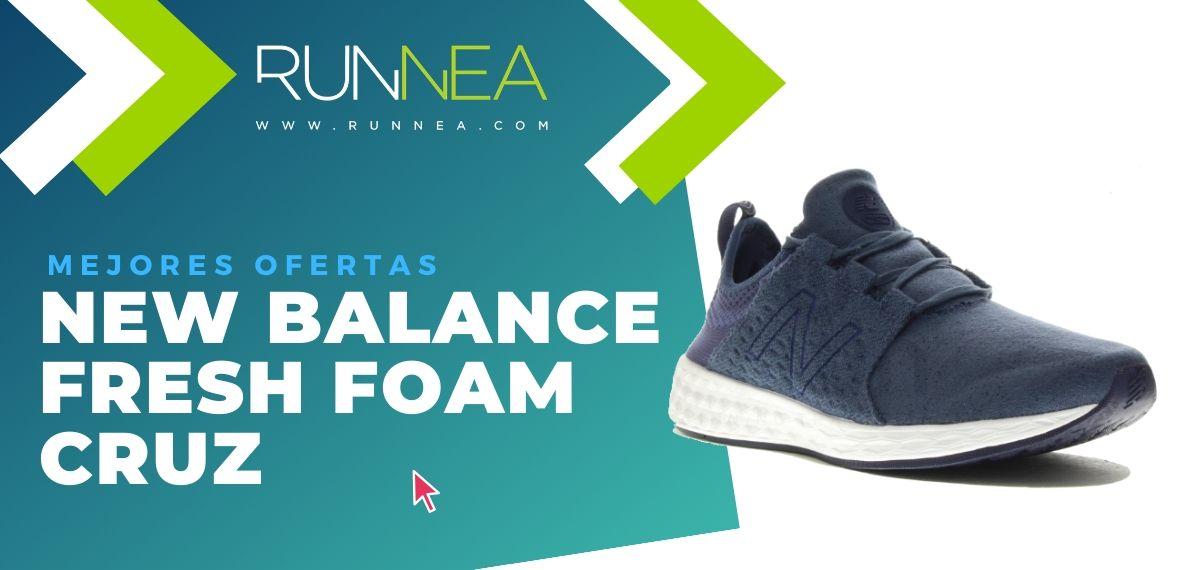 Black Friday Zapatillas Running 2019, New Balance Fresh Foam Cruz