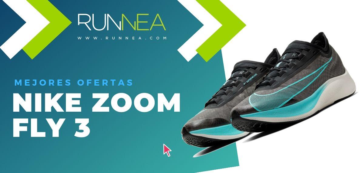 Black Friday Zapatillas Running 2019, Nike Zoom Fly 3