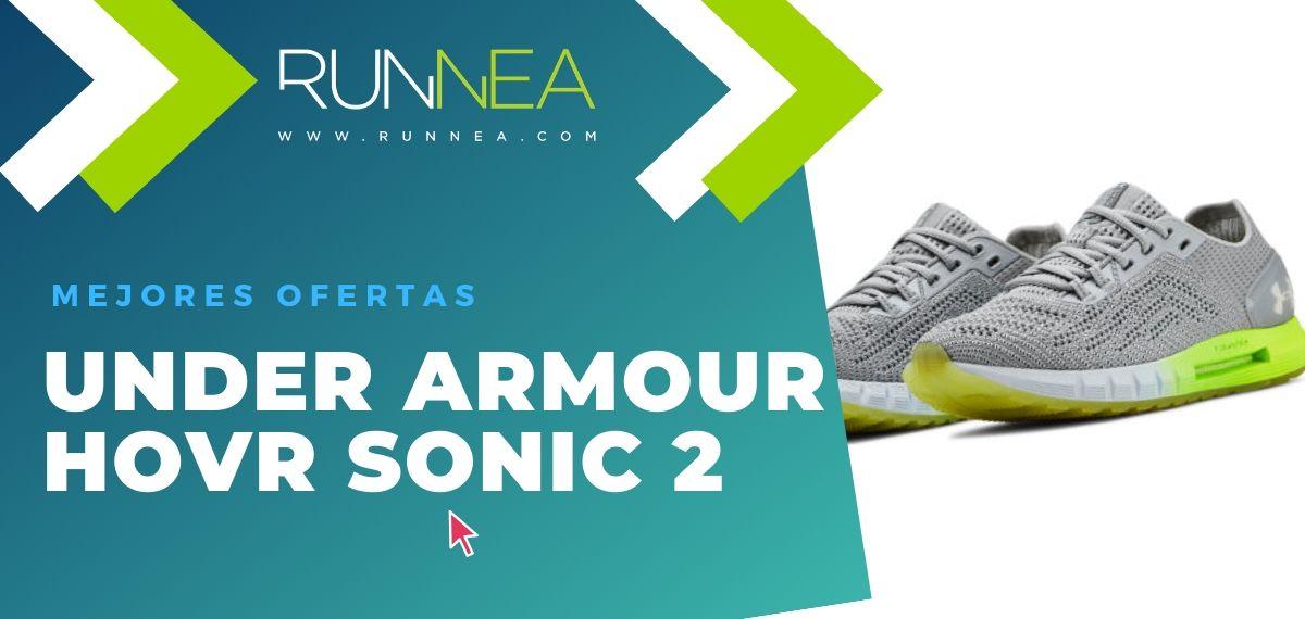 Black Friday Zapatillas Running 2019, Under Armour HOVR Sonic 2