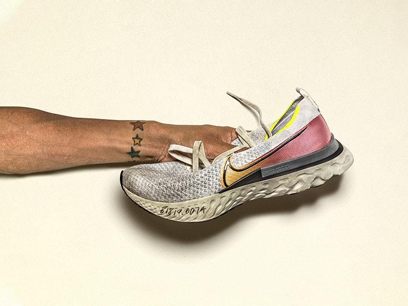 Nike React Infinity Run, innovación