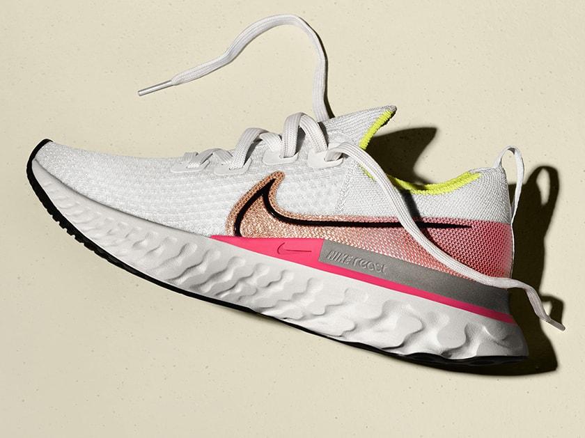 Objetivo de las Nike React Infinity Run: reducir lesiones