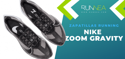 Nike Zoom Gravity, tu zapatilla ideal para tus sesiones de tempo run
