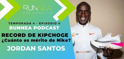 ¿Cuánto ha influido Nike en el récord de Kipchoge? con Jordan Santos