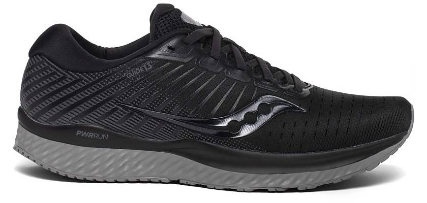 Saucony Guide 13, perfil