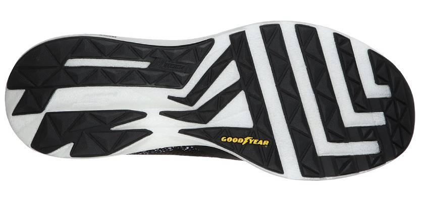 Skechers GOrun Ride 8 Hyper, suela