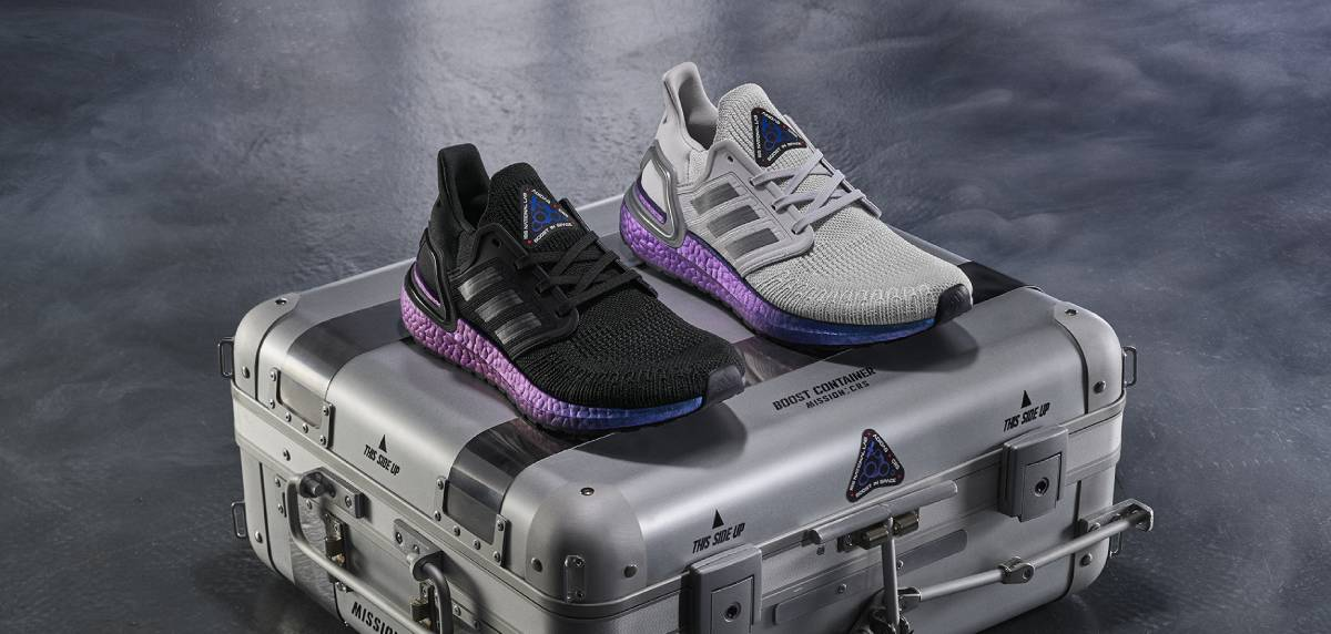 Adidas Ultraboost 2020, colaboracion Estación Espacial Internacional