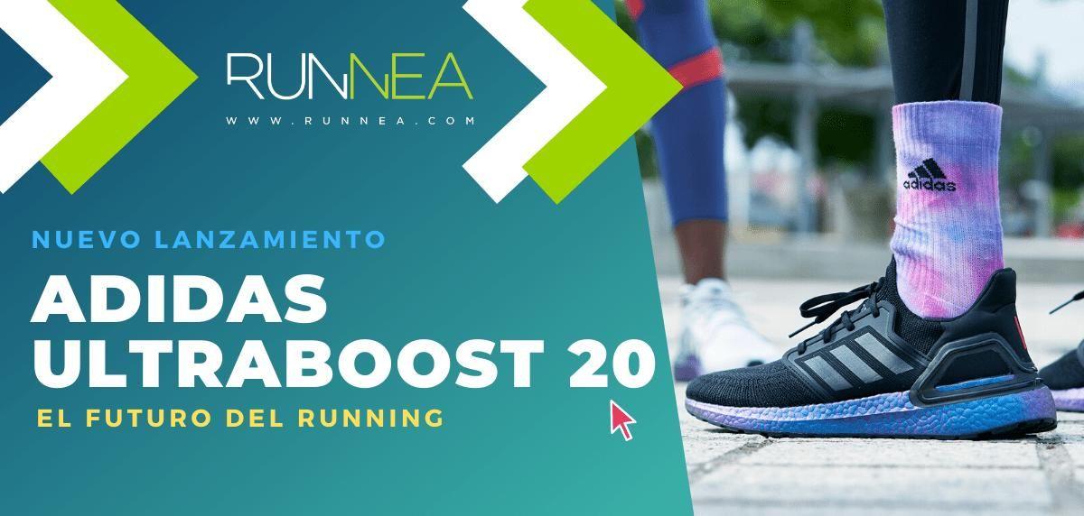 Adidas Ultraboost 20, el futuro del running ya está aquí