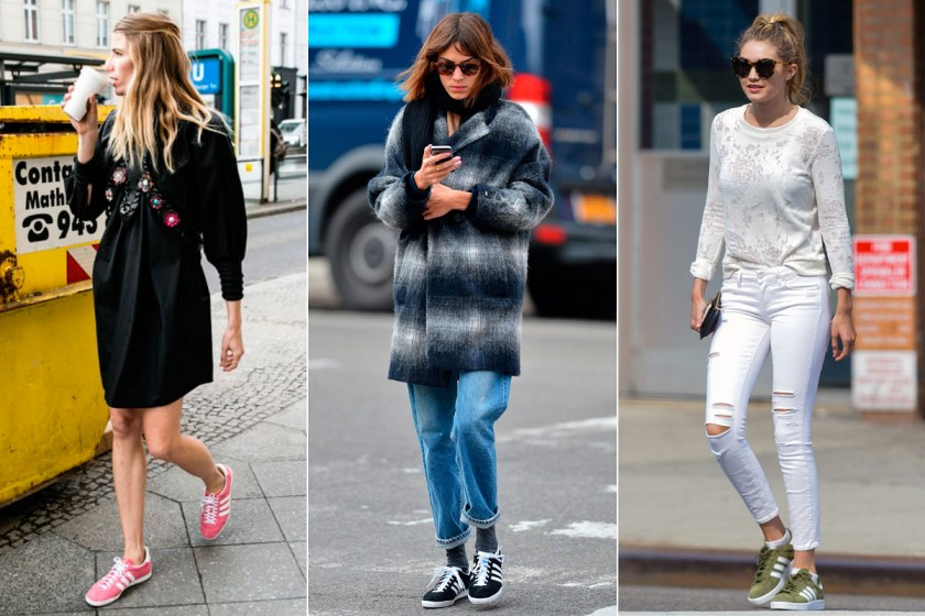 Adidas Gazelle cumplen 50 años, posibilidades