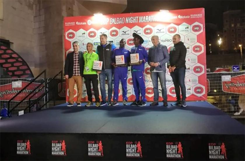 Así se vivió el EDP Bilbao Night Marathon 2019